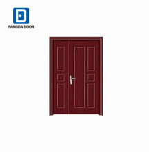 fangda high quality luxury double leaf interior door
