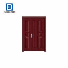 фанда высокое качество роскошные двойные межкомнатные дверные полотна