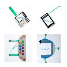 4PP035.0300-K02 operator panel keypad 4PP035.E300-K02 membrane keyboard repair