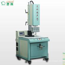 Máquina de soldadura plástica ultra-sônica do poder superior de Lingke 15kHz 4200W