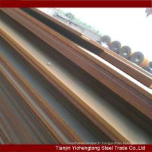 Réduction des coûts!!! Tôle d'acier douce laminée à chaud Q235A / plaque d'acier