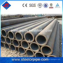 Promoción de ventas barato pe recubrimiento tubería de acero al carbono