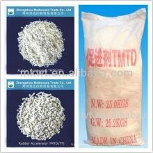Резиновые ускорители TMTD(TT) КАС № 137-26-8