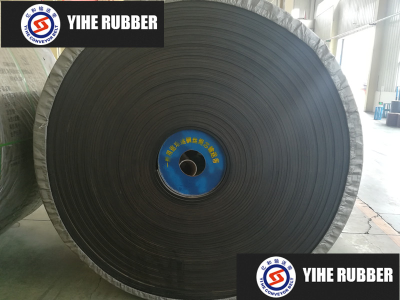 Conveyor Rubber Belts EP100 EP400