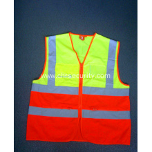 FASHION double color reflecting safety clothing