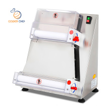 electric stainless croissant pizza dough roller sheeter 18 inch pressing machine automatic pizza dough sheeter pizza machine