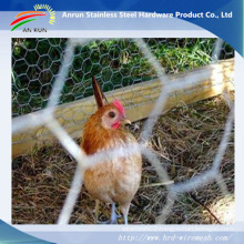 Hexagonal Wire Netting for Fencing Purpose
