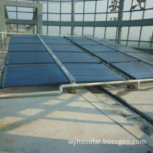 Project Solar Heating System for Pool