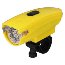 3*AAA 8LED super bright plastic road bicycle plastic torch