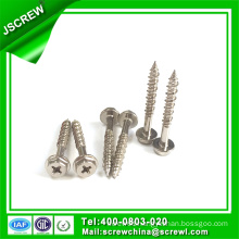 10#*38 Hexagon Washer Self Tapping screw for Building