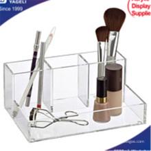 Оптовый магазин Acrylic Clear Tray Organizer, Cosmetic Organizer