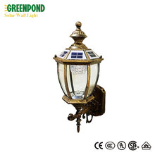 Delicate Royal Solar Sconce Lamp Wall Light