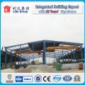 Structure en acier de l'atelier d'atelier de fabrication en acier