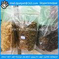 Alta calidad, amarillo, secado, gusanos de la harina, pájaro, alimento