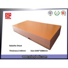 Bakelit Material Phenolharz für Ict Fixture