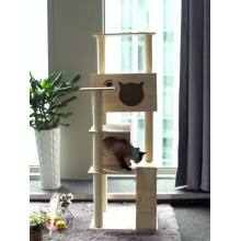Fashion Diy Pet Cat House Climbing Tower Tree