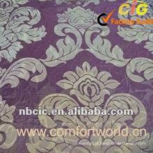 40% poliéster 60% Rayon cortina do Jacquard tecido