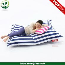 Custom printed giant beanbag for adult beanbag