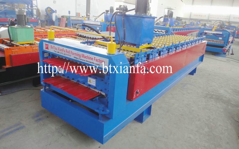 steel sheet rolling machine
