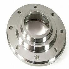 7075 aluminium spacer by precision turning