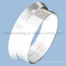 Proporcionar pieza de fabricación de maquinaria de metal