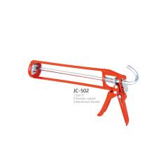 JC-502 Silicone Sealant Cylinder PNEU Gun Aluminum Handle Caulking Gun