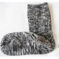 Зимние Носки хлопчатобумажные носки леди моды этаж Носки