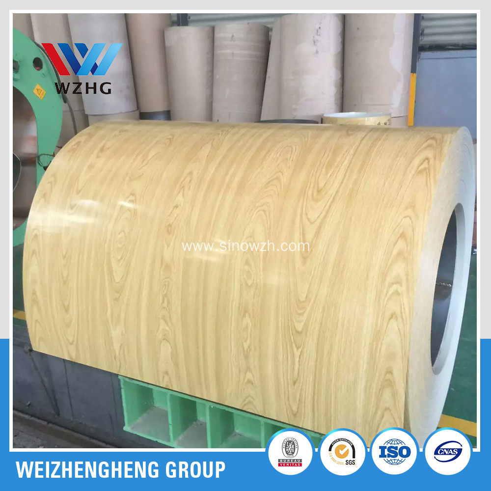 Prepainted galvanized steel coil for Construction