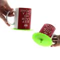 Tapa de silicona Tapa de silicona para taza Vaso de vidrio