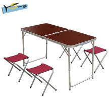 Factory Outlet Family Table zusammenklappbare Tische Schreibtisch