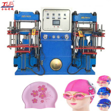 Factory Price for Double Head Hydraulic Machine Silicone Swim Cap Molding Machine export to United States Exporter