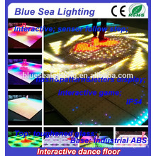 Led digital DMX interactive night club dance floor