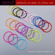 Silicone Elastic Hair Band para Crianças