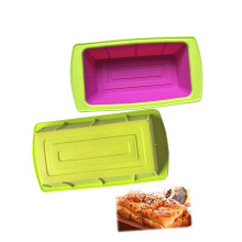 Soap Silicone Non Stick Bread Loaf Mold