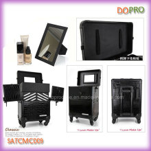 Large Storage Space Rolling Tool Box for Makeup Artist (SATCMC009)