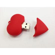 Ept personalizou a movimentação do flash do PVC 3D 3D para o presente da promoção
