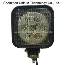 """Impermeável 5 """"24V 56W LED máquina lâmpada de trabalho"""