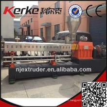 Fabriqué en usine chinoise vente directe prix concurrentiel de l'extrudeuse en plastique
