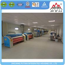 China nuevo barato prefabricado contenedor casa baño