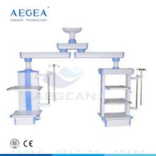 AG-45 Doppelarm höhenverstellbare Krankenhaus elektrische chirurgische ot Anhänger