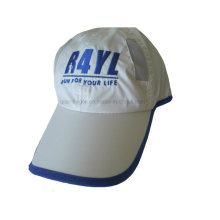 Womens Nylon Running Sports Cap with Elastic Band