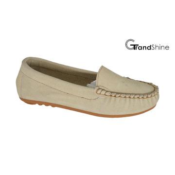 Kadın Moccasin Casual Sürüş Ayakkabıları Ayakkabı Üzerine Kayar