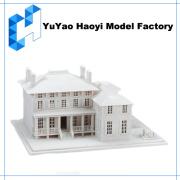 Edificio de impresión 3D muñeca modelo