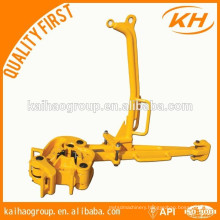 API oil well Type SDD Drill Pipe Manual Tongs