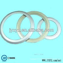 pièces de moulage mécanique sous pression d'aluminium de conception d'oem pour la lumière menée