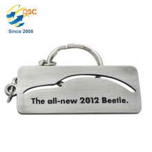 Hot sale Cheap Promotional custom Cheap Wholesale Custom Enamel Metal Keychain