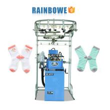 heißer Verkauf automatische Frottee und Plain Wohnung 176n Socken Strickmaschine Preis mit Ersatzteilen zur Verfügung