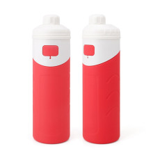 Thermos Water Bottle Silicone Kids Insulated Water Bottle