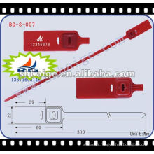 indicative seals BG-S-007
