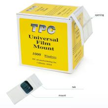 Universal Film Mounts with Tab - 1000 Windows